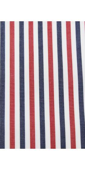 Camisa a medida cuadro multicolor
