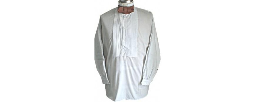 ¿Como ha cambiado la camisa en los últimos 2 siglos?